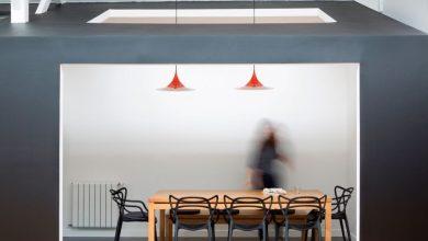 Photo of Modern loft asztalosműhelyből