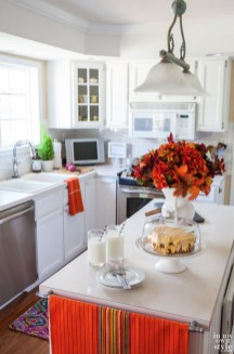 White-kitchen-colored-fall