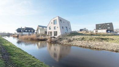 Photo of Minimalista ház Hollandiában