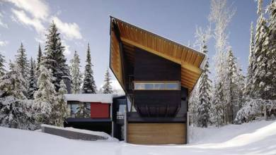 Photo of Hétvégi ház a síelés szerelmeseinek