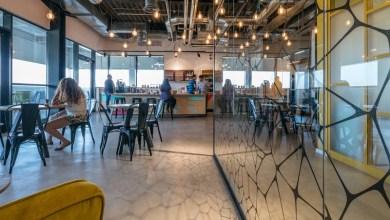Photo of Izraeli iroda design, amit az emberi test inspirált