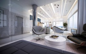 Glass-Bedroom-from-Living-Room