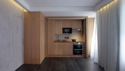 Urban-Hermitage-studio-with-concealed-kitchen-inside-a-unit
