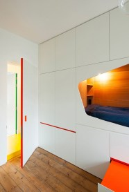 Van-Staeyen-Interieur-Architecten-Built-in-Cool-Bed-for-kids-with-multiple-storage-options