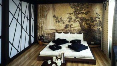 Photo of Ázsiai ihletésű dekorációk a falon