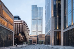 Bunds-Finance-Centre-showed-in-relation-with-the-neighboring-buildings