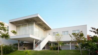 Photo of Fehér ház beton menyezettel