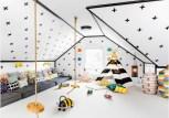 monochromatic-kids-room
