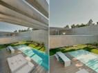 white-furniture-wooden-decks-pools-concrete-resort-home