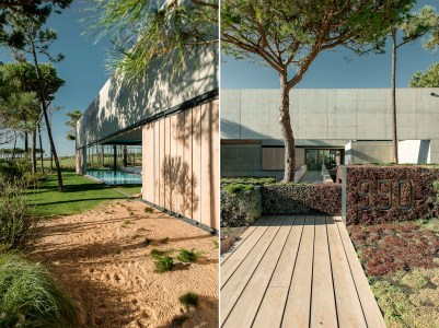 wooden-decks-and-trees-concrete-block-home