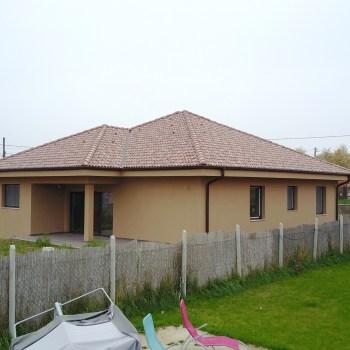 Kistarcsai családi ház drón fotó