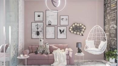 Photo of Rózsaszín álom a gyerekszobában! De hogyan?
