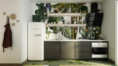 Photo of Modern természetközeli lakás