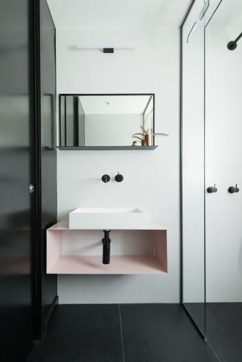Pink-vanity