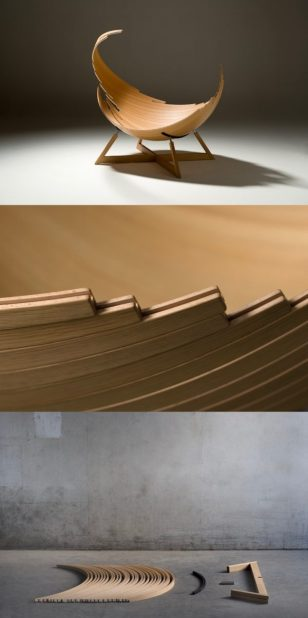 one-piece-curved-wooden-innovative-chairs-600x1205