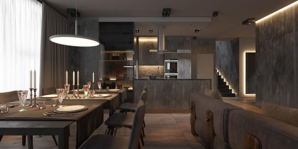 Grey-kitchen-diner