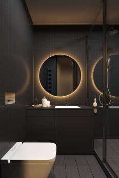 Round-bathroom-mirror