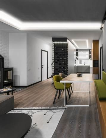 Vilnius-apartment-with-an-elongated-living-area-floor-plan