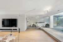 Car-in-living-room