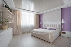 Purple-bedroom-decor