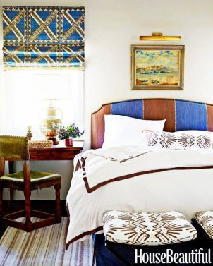 Color-and-pattern-for-Spanish-bedroom