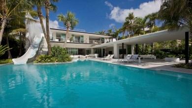 Photo of Vízparti rezidencia Miami-ban