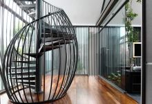 Photo of Acél lépcsők művészi tervezéssel
