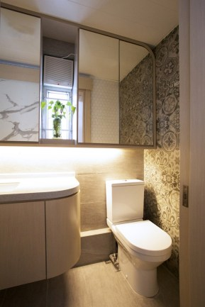 Small-apartment-remodel-in-Hong-Kong-has-a-small-but-very-chic-bathroom