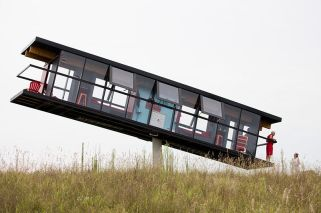 Rotating-and-tilting-House-Project-Design