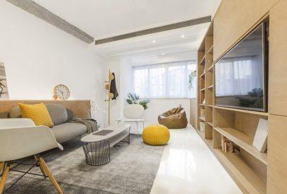 Living-room-48-sqm-apartment-in-shanghai-768x520