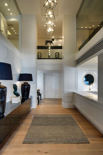 High-ceiling-hallway-Atlantic-Ocean-Clifton-ARRCC-Design