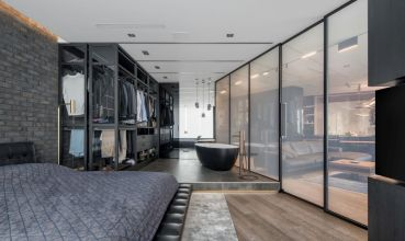 Modern-masculine-style-apartment-by-33bY-Architecture