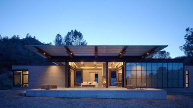 Photo of Modern ház az Olson Kundig tervezésében