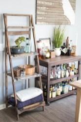 Tiered-Ladder-Shelving-Flea-Market