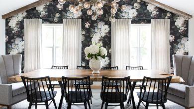 Photo of Szemet kápráztató virágos étkező design ötletek