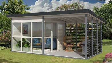Photo of Az új Amazon Csináld magad vendégház mindössze 8 óra alatt felépíthető