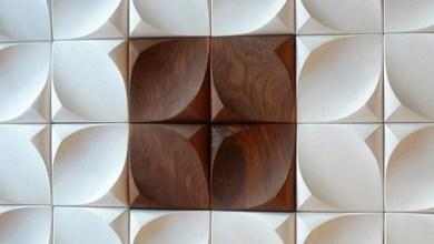 Photo of Lenyűgöző 3D-s univerzálisan felhasználható fali csempék