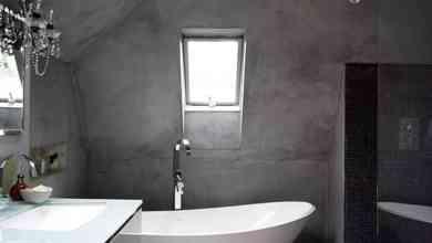 Photo of Szürke fürdőszoba? Igen!