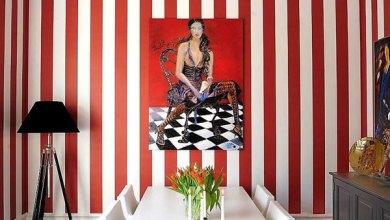 Photo of Eklektikus belsőépítészet – ötletek egy Stockholmi apartmanból