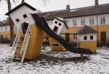 Photo of Játék a fantázia világában: szürreális gyermekjátszóterek
