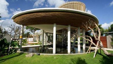 Photo of Egzotikus Bali-ház, Yoka Sara tervezésében