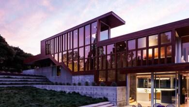 Photo of Kaliforniai otthon, melyet építészeti művészeti alkotásként terveztek