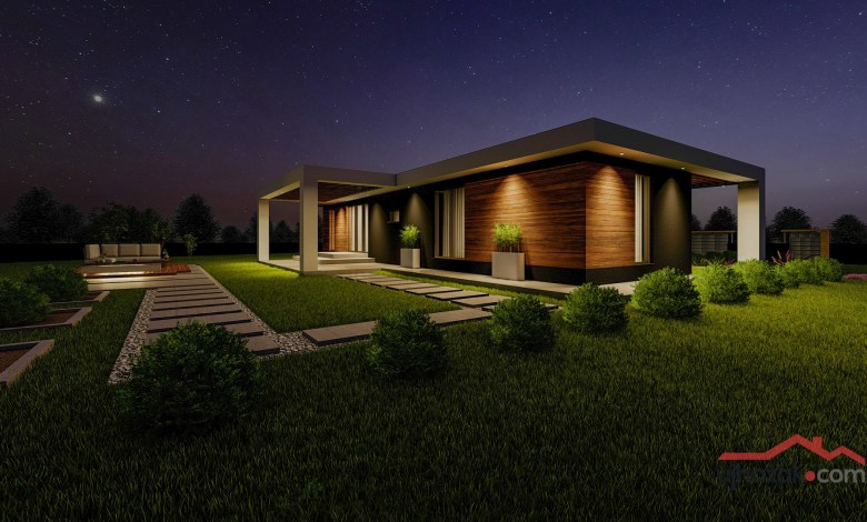 Photo of Pécs családi ház típusterv 145 m2 (kiemelt családiház építés akció)