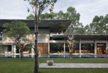 Photo of Nyers beton építészet Indonéziában