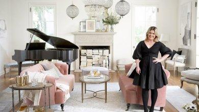 Photo of Kelly Clarkson kiadta saját tavaszi bútorgyűjteményét
