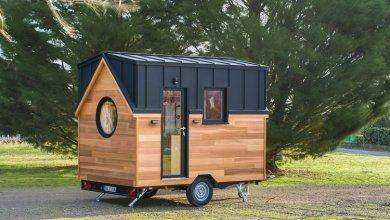 """Photo of A """"Nano"""" lakókocsi visszaviszi az apró ház mozgalmat a gyökereihez"""