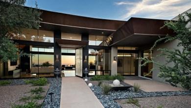Photo of 51 fantasztikus bejárati porta ötlet, amelyek segítenek a sajátod tervezésében