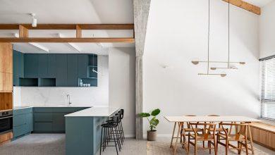 Photo of RUST Architects: családi ház bővítés Tel-avivban