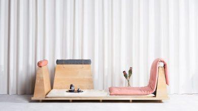 Photo of Zabuton: Japán padlószőnyegek ihlette minimalista kanapé az egyszerűség jegyében
