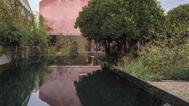 Photo of Red House: volt pincészetből lett családi ház